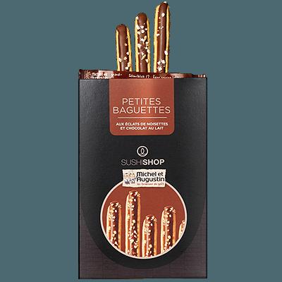 Baguettes au Chocolat
