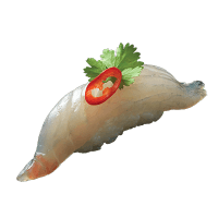 Sushi Daurade Jalapeno