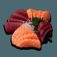 Sashimi Mixte Thon Saumon