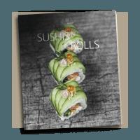 Livre SUSHIS & ROLLS