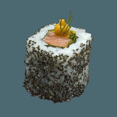 California saumon & wasabi de courge