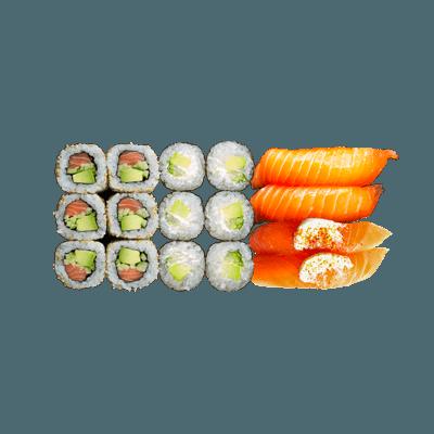 veg-salmon
