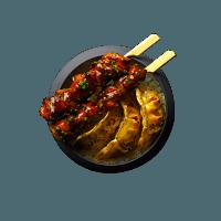 brochettes-poulet-yakitori-et-gyosas