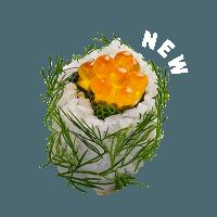 ikura-mozza-roll